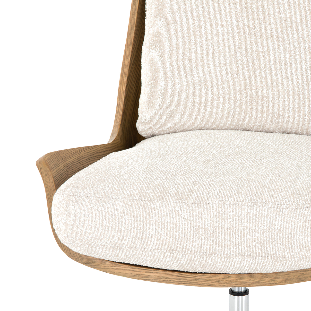 Bruges Desk Chair - Elder Sand