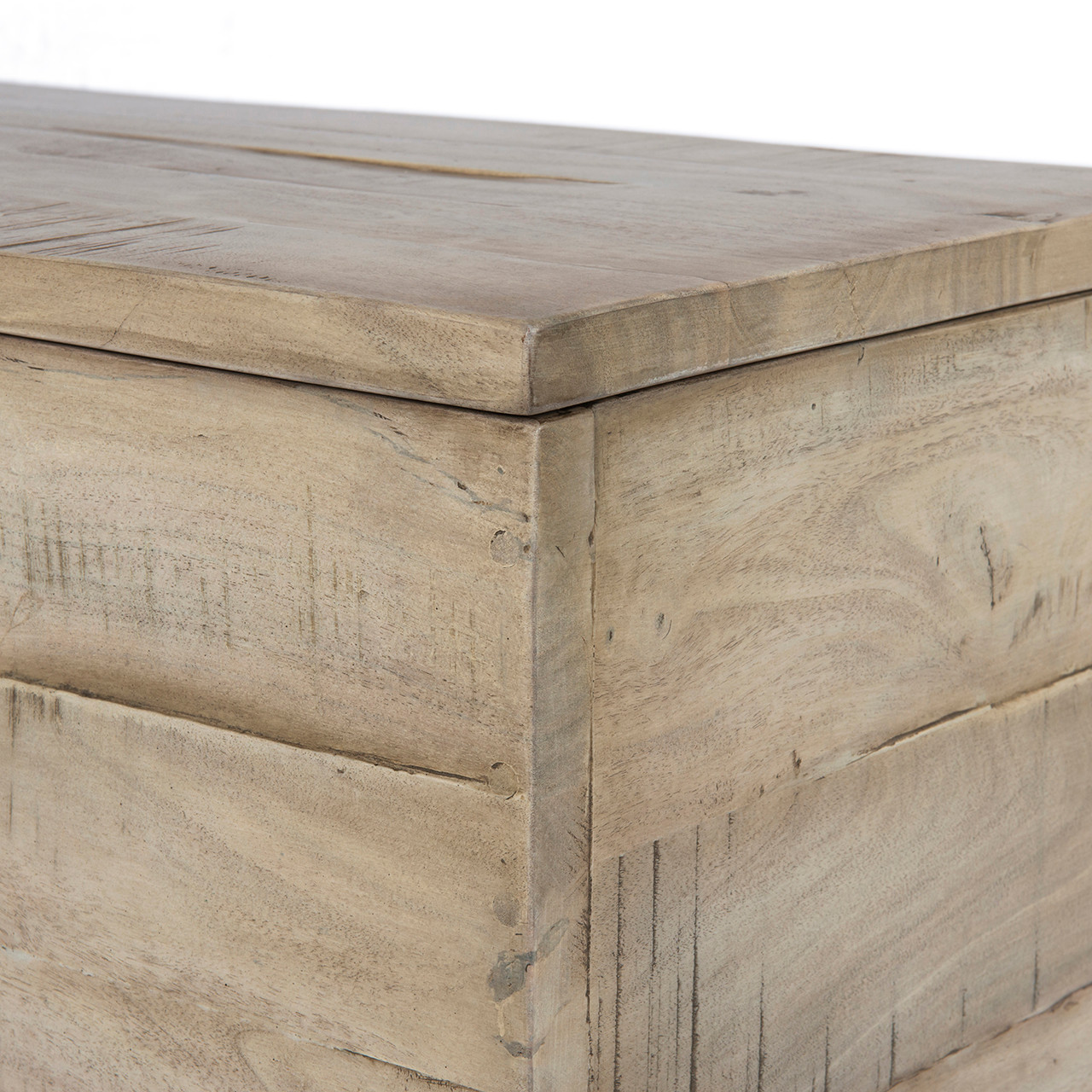 Dillon Trunk - Weathered Salvage Grey