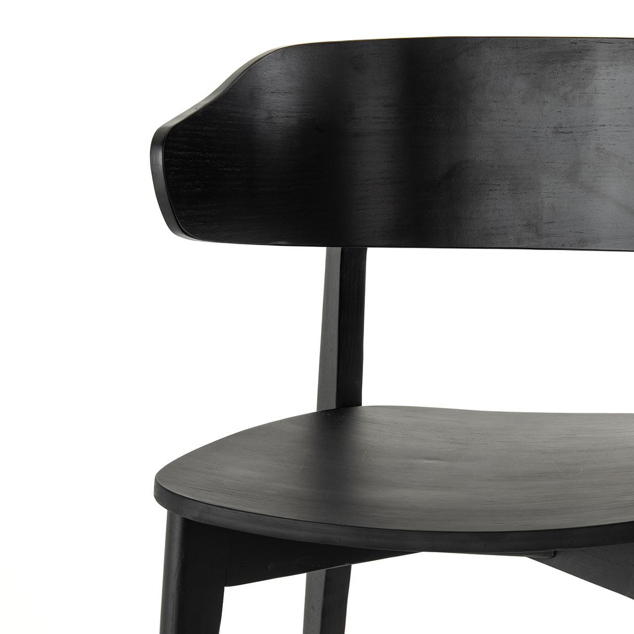 Franco Dining Chair - Black