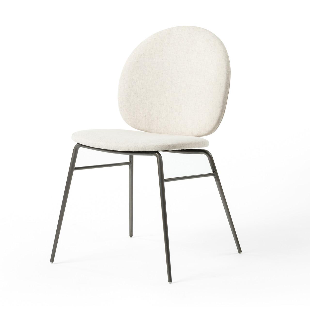 Kim Dining Chair - Savile Flax