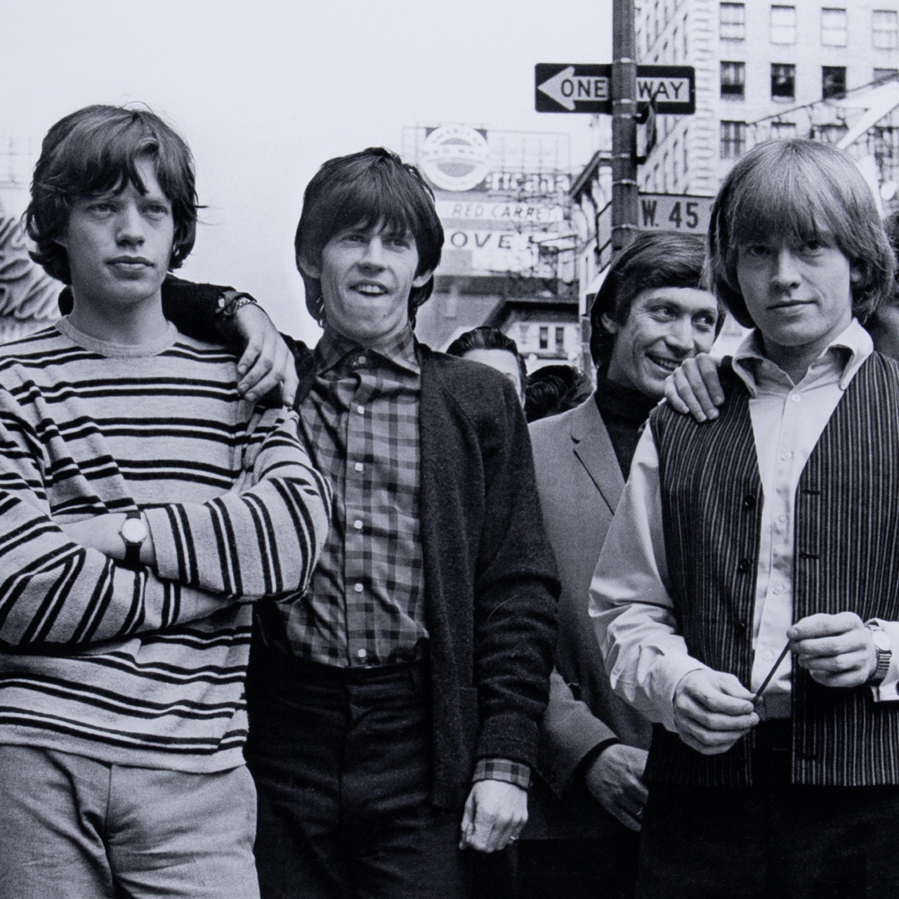 The Rolling Stones By Getty Images