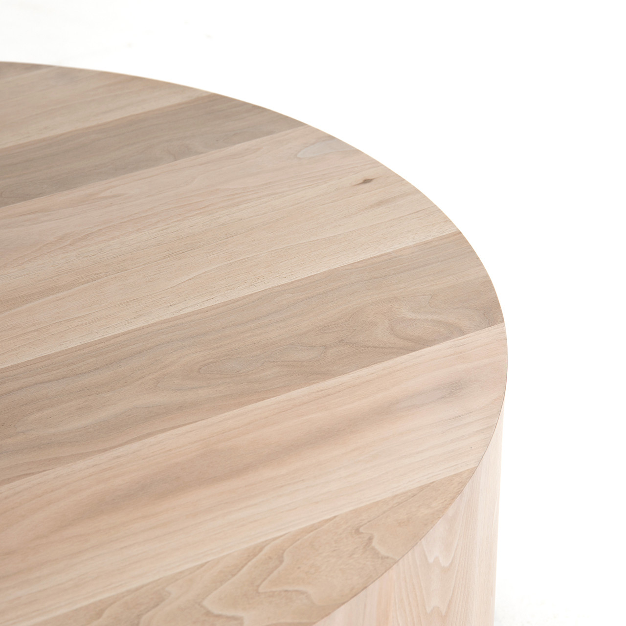 """Hudson 40"""" Round Coffee Table"""