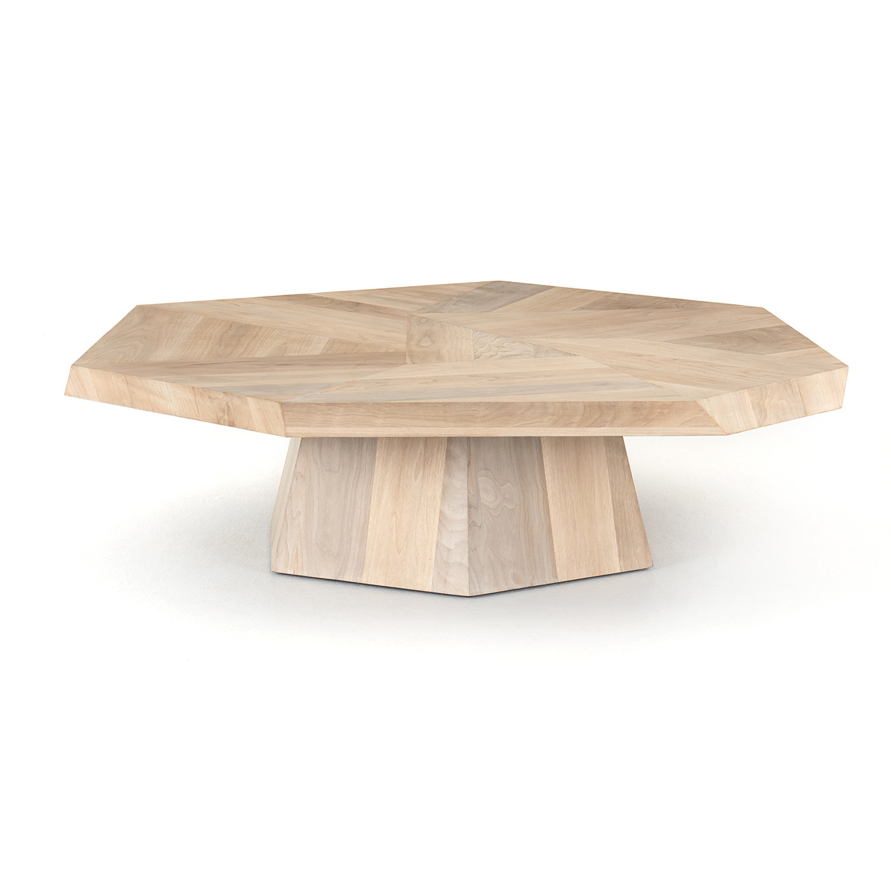 Brooklyn Coffee Table - Ashen Walnut