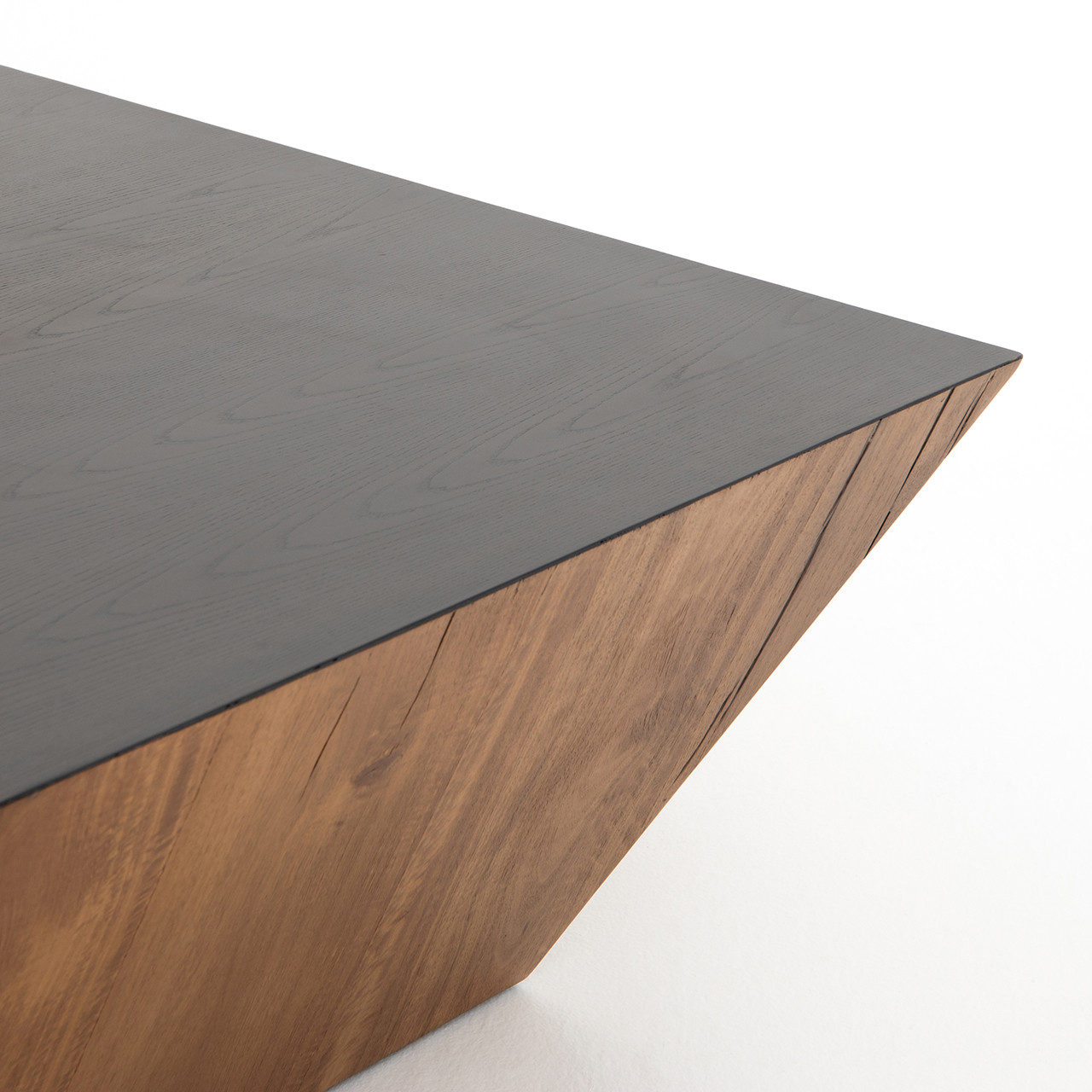 Saxon Coffee Table - Natural Yukas Resin