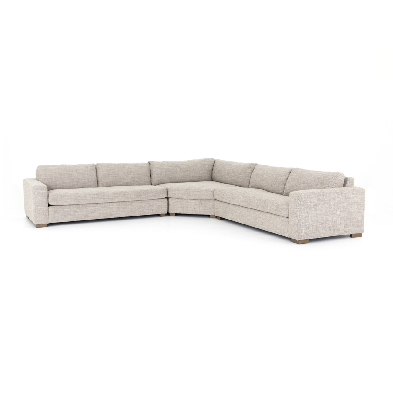 Boone 3 PC Small Corner Sectional