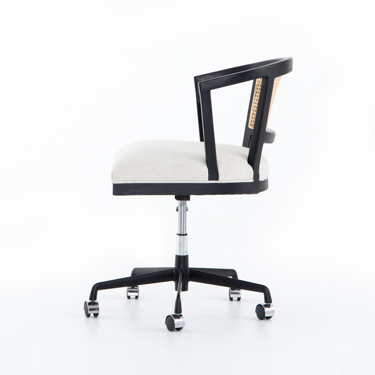 Alexa Desk Chair-Vintage Sienna