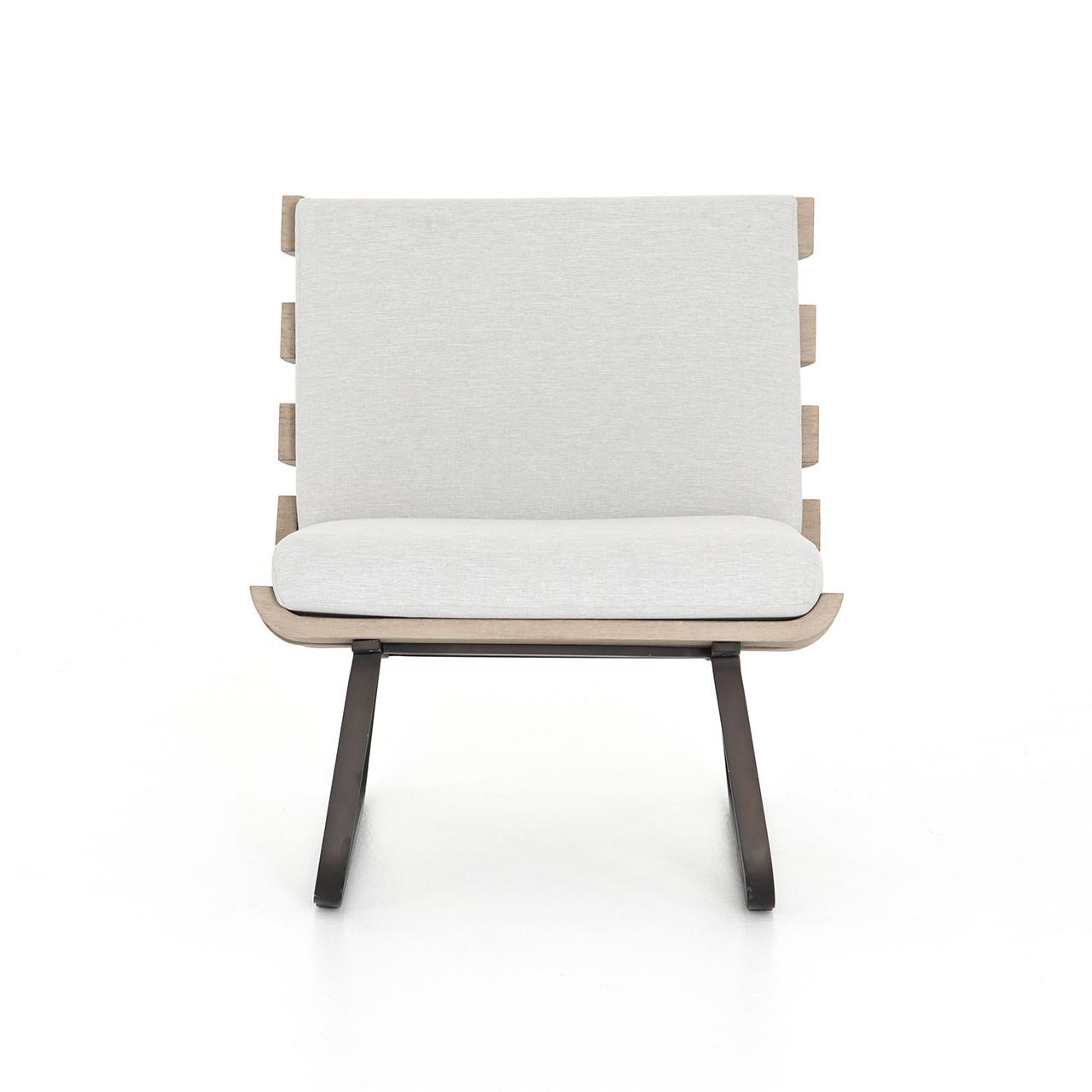 Laguna Outdoor Chair - Stone Grey