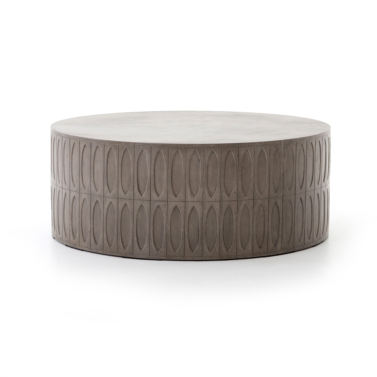 Candice Drum Coffee Table