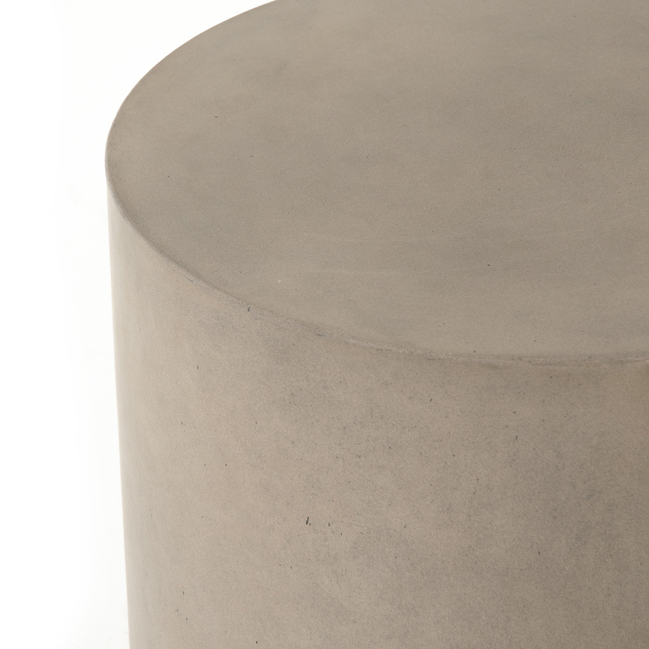 Isle Round End Table