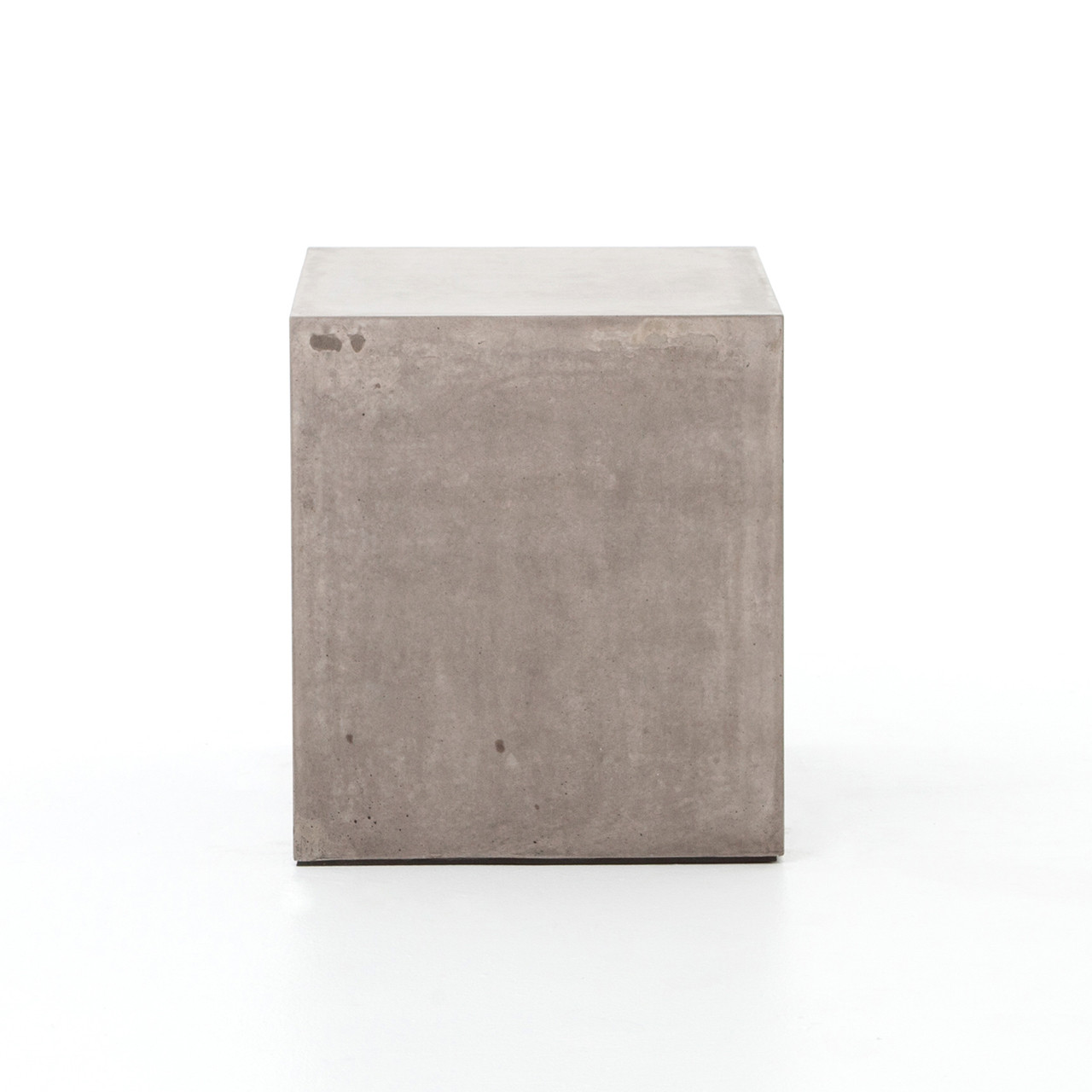 Page Side Table - Grey Concrete