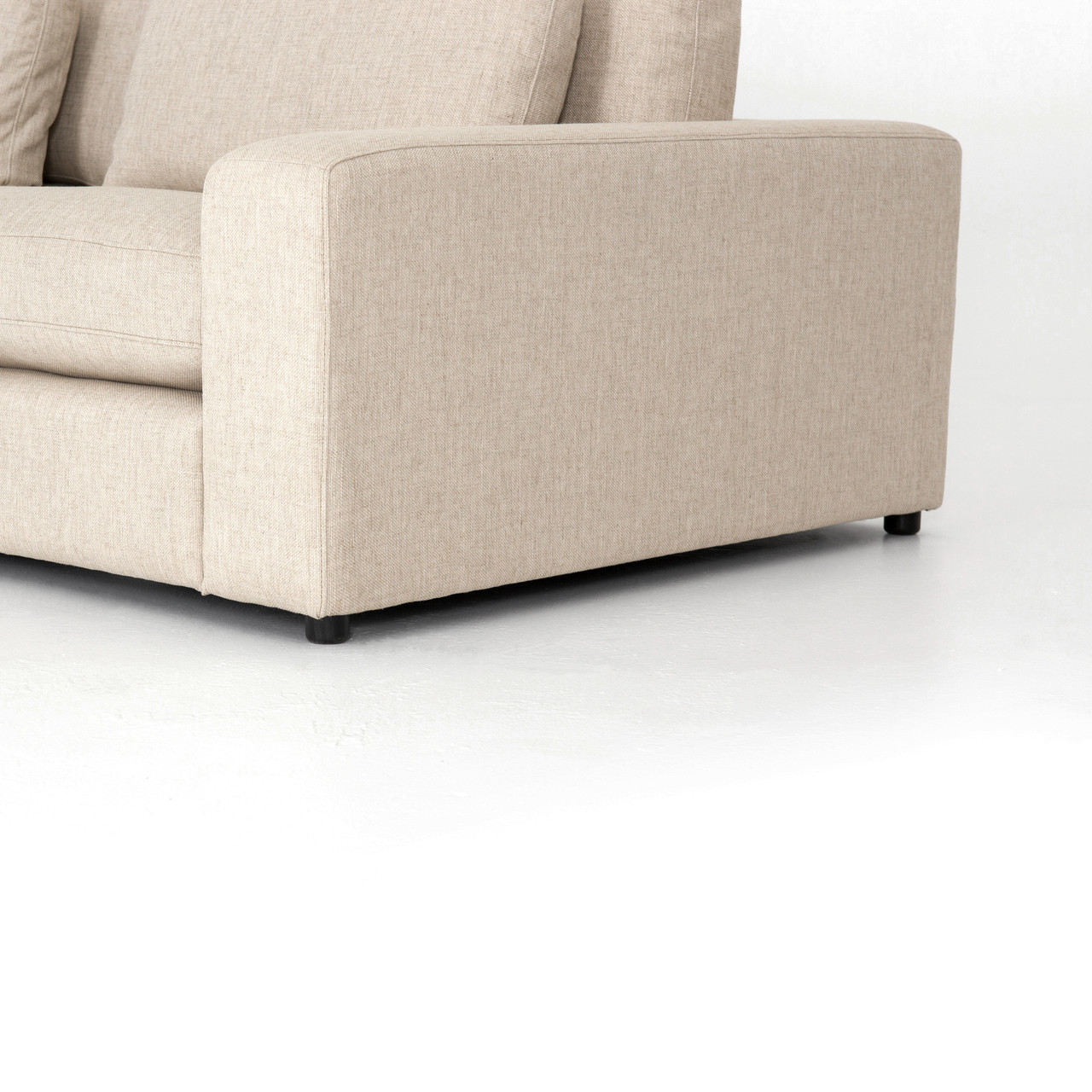 Bradley 5 Piece Sectional - Essence Natural