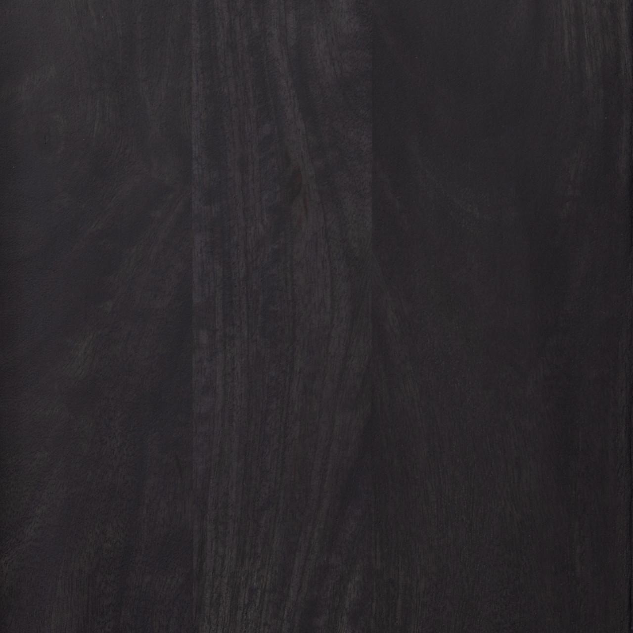 Aiden Sideboard - Black Wash Mango