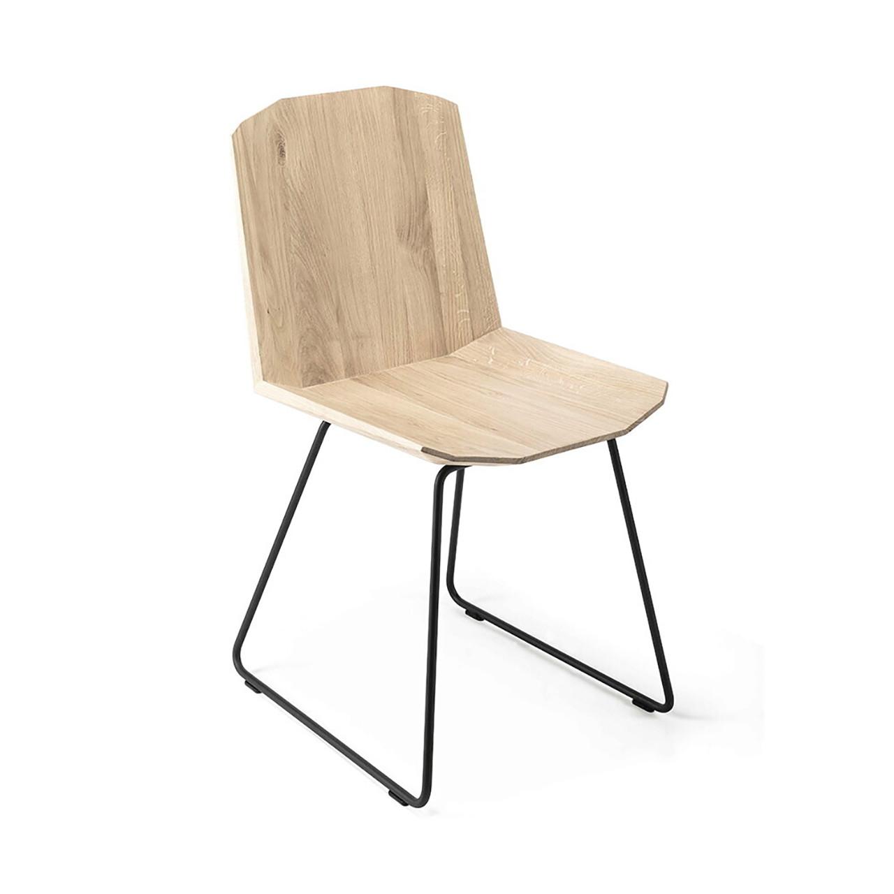 Oak Facette Dining Chair