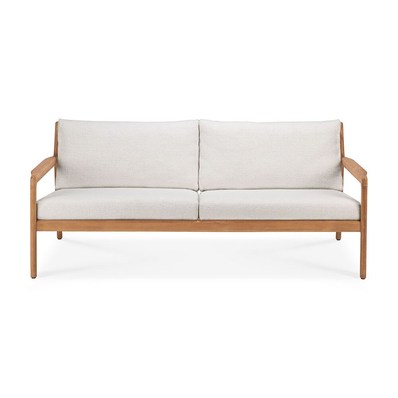 Teak Jack Outdoor 2 Seater Sofa