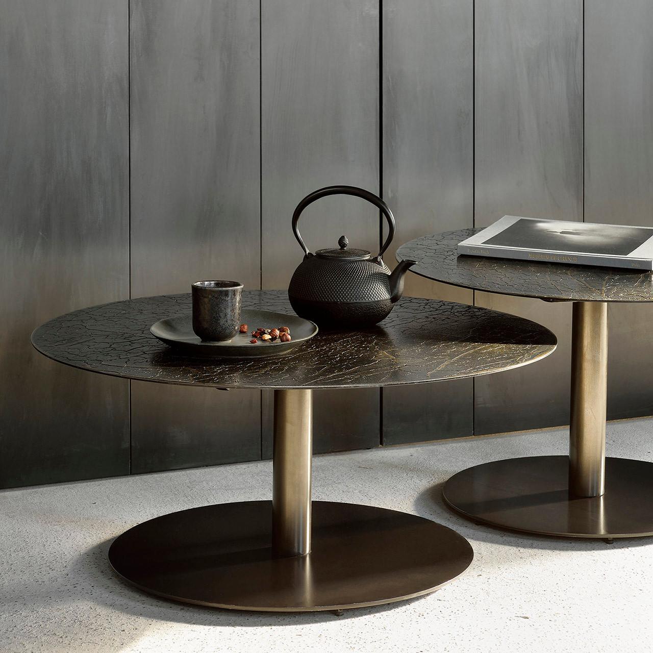 Sphere Coffee table - umber