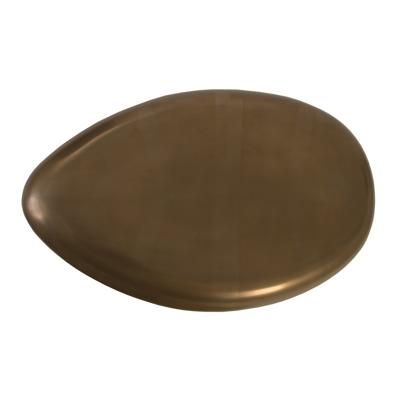 River Stone Oval Outdoor Coffee Table - Various New Colors and Sizes