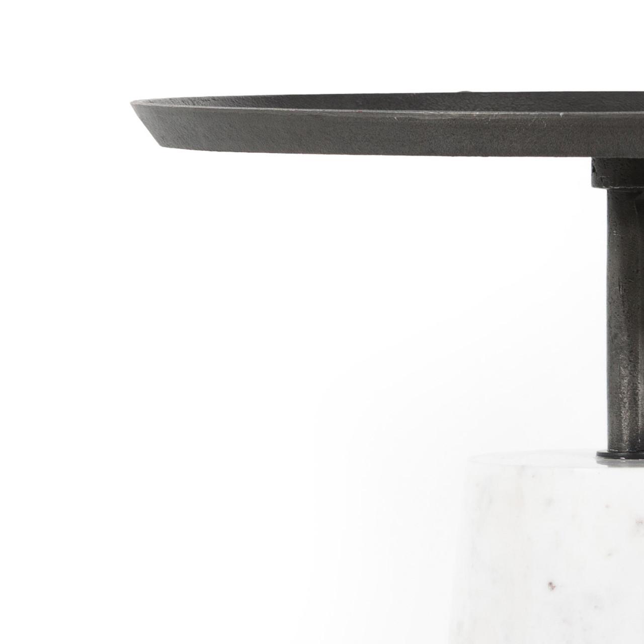 Crete End Table