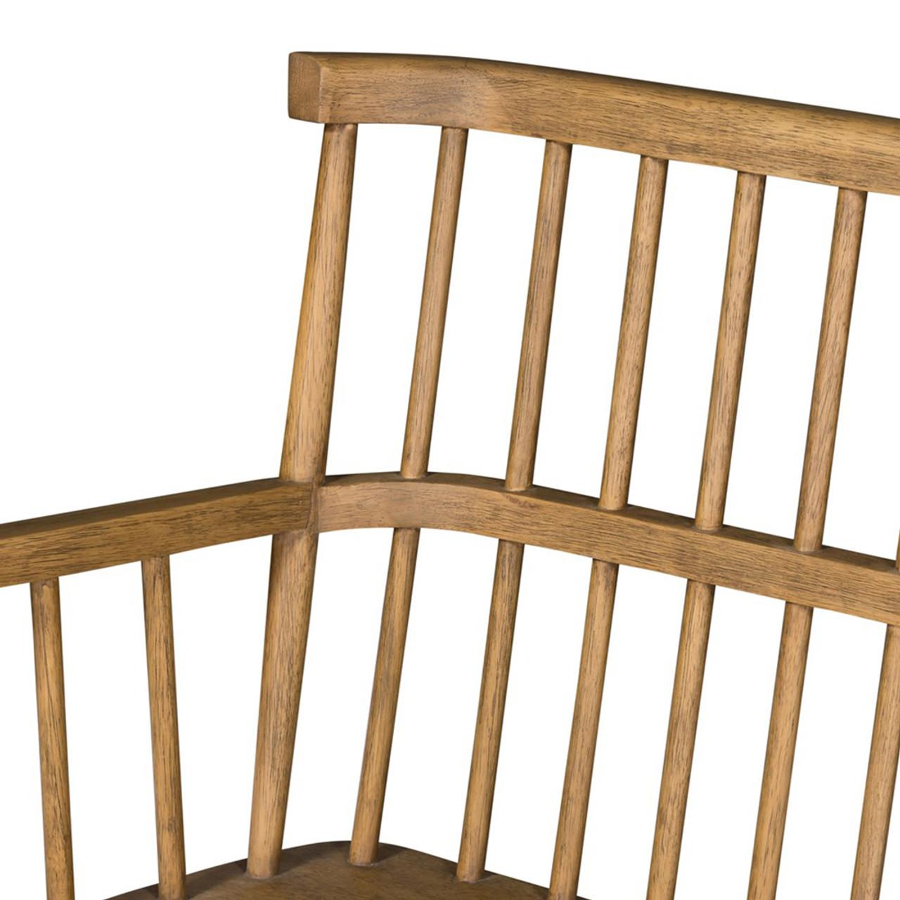Astorias  Bench - Sandy Oak