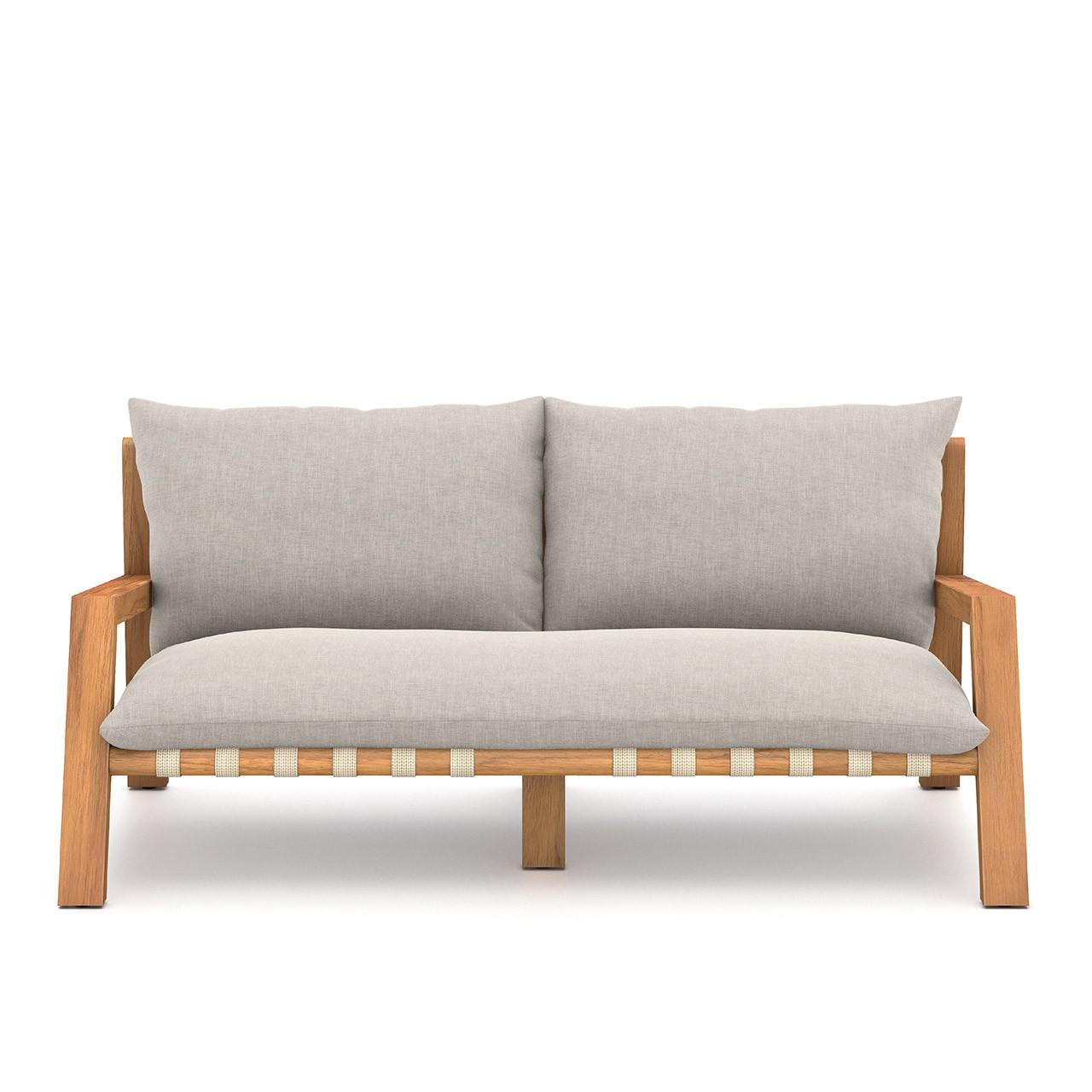 "Siori Outdoor Sofa 64"""