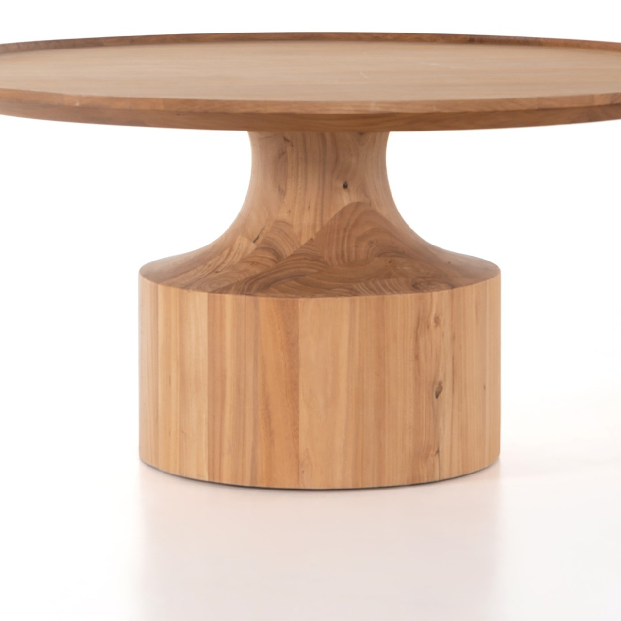 Saint Kitts Coffee Table - Golden Wheat Oak