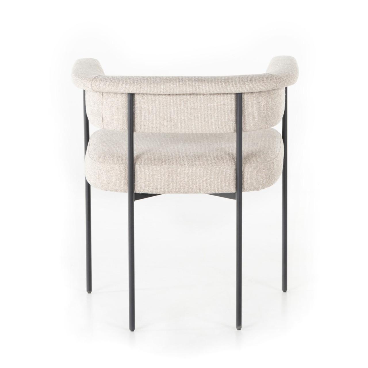 Capri Dining Chair - Light Camel