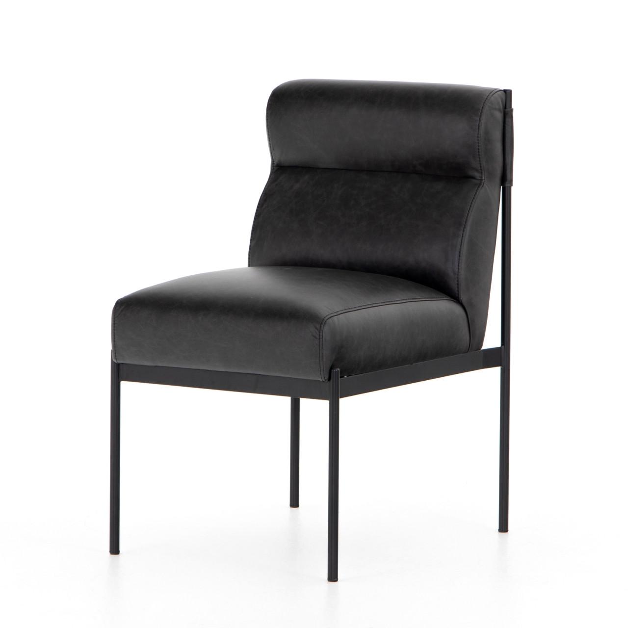Keleigh  Dining Chair - Sonoma Black