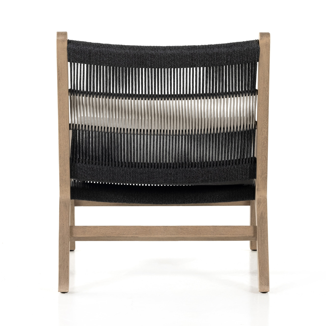 Shelburne Outdoor Chair - Washed Brown