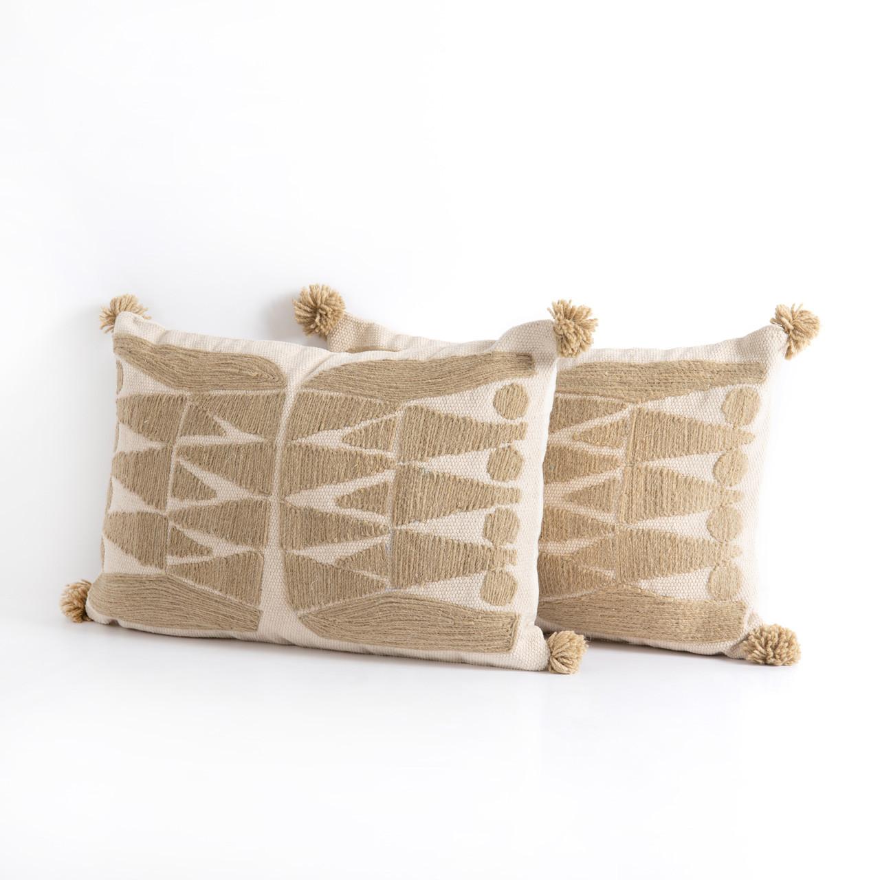Suria  Pillow Set of 2