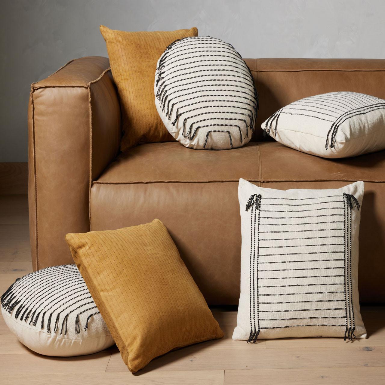 Outlander  Round Pillow Set of 2