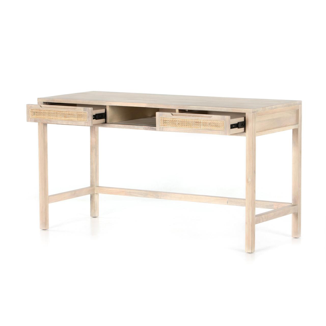 Brisbane Cane Modular Desk