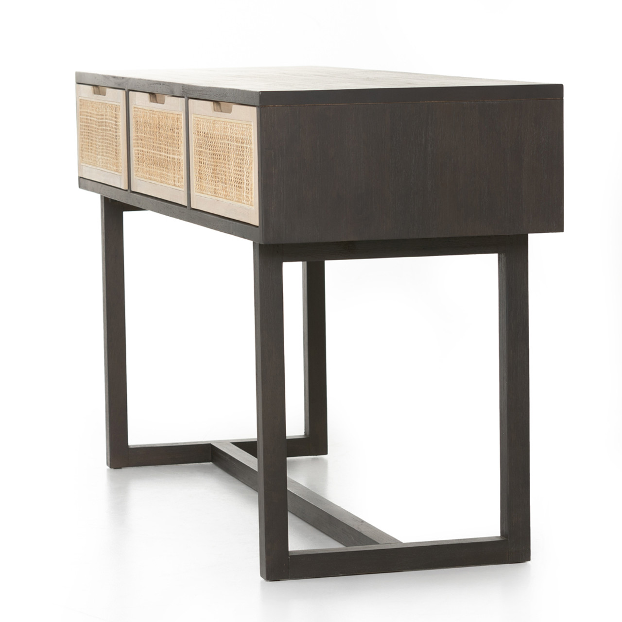 Brisbane Cane Console Table