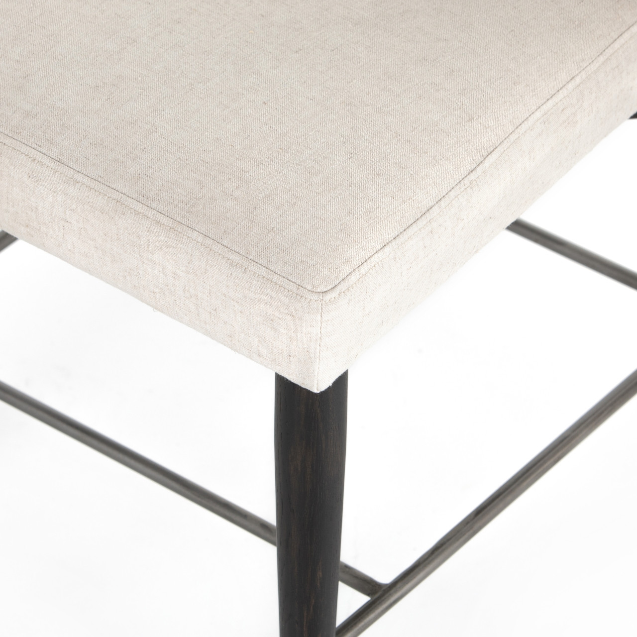 Anette Dining Chair - Savile Flax