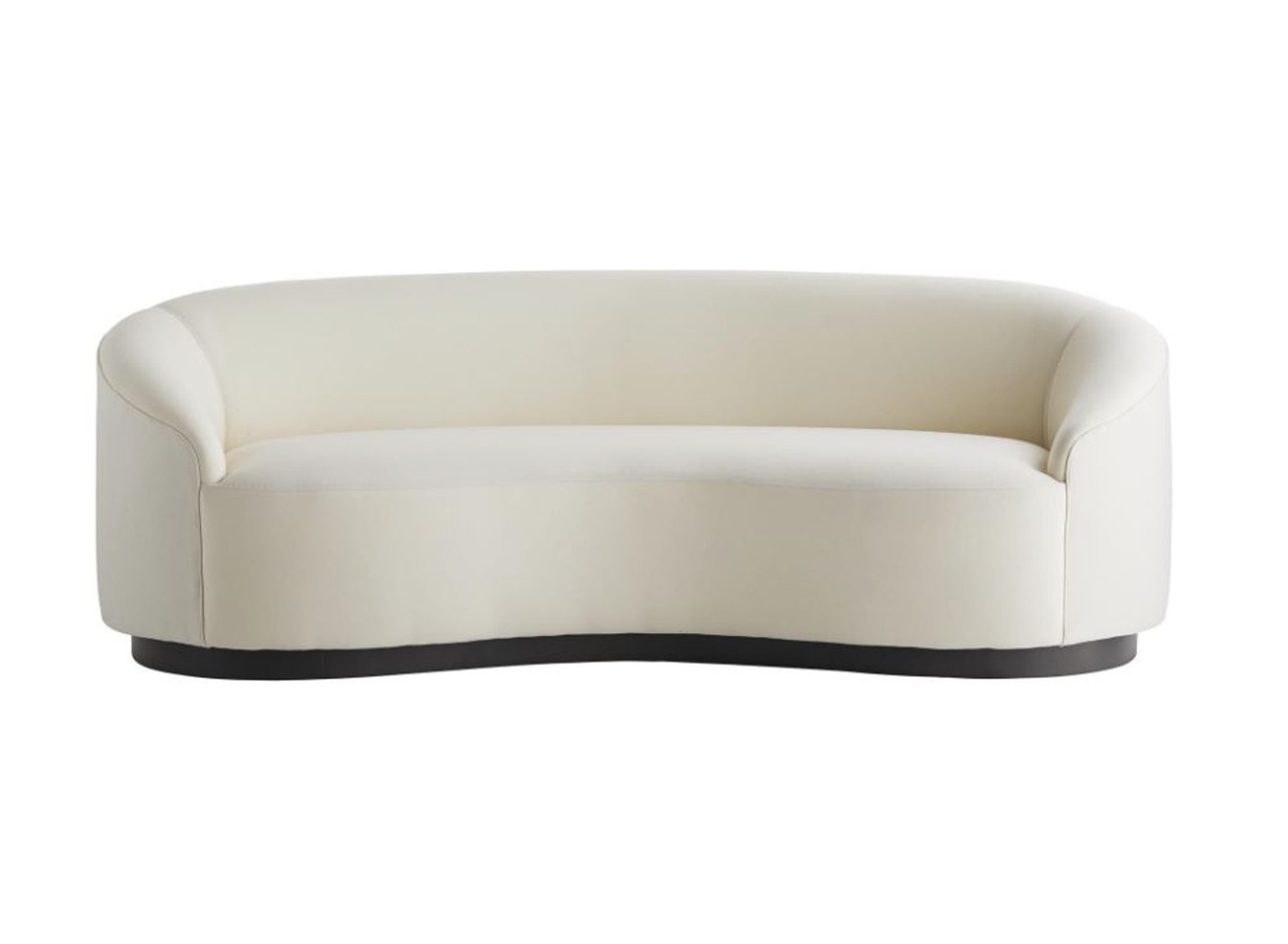 Bordeaux Curved Sofa