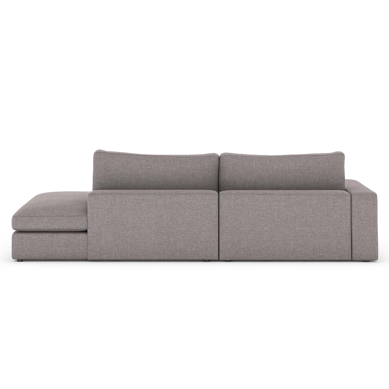 Arlo 2-pc Sectional w/ Bumper Chaise