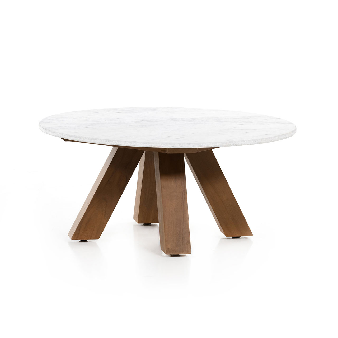 Sandy Marble Outdoor Coffee Table