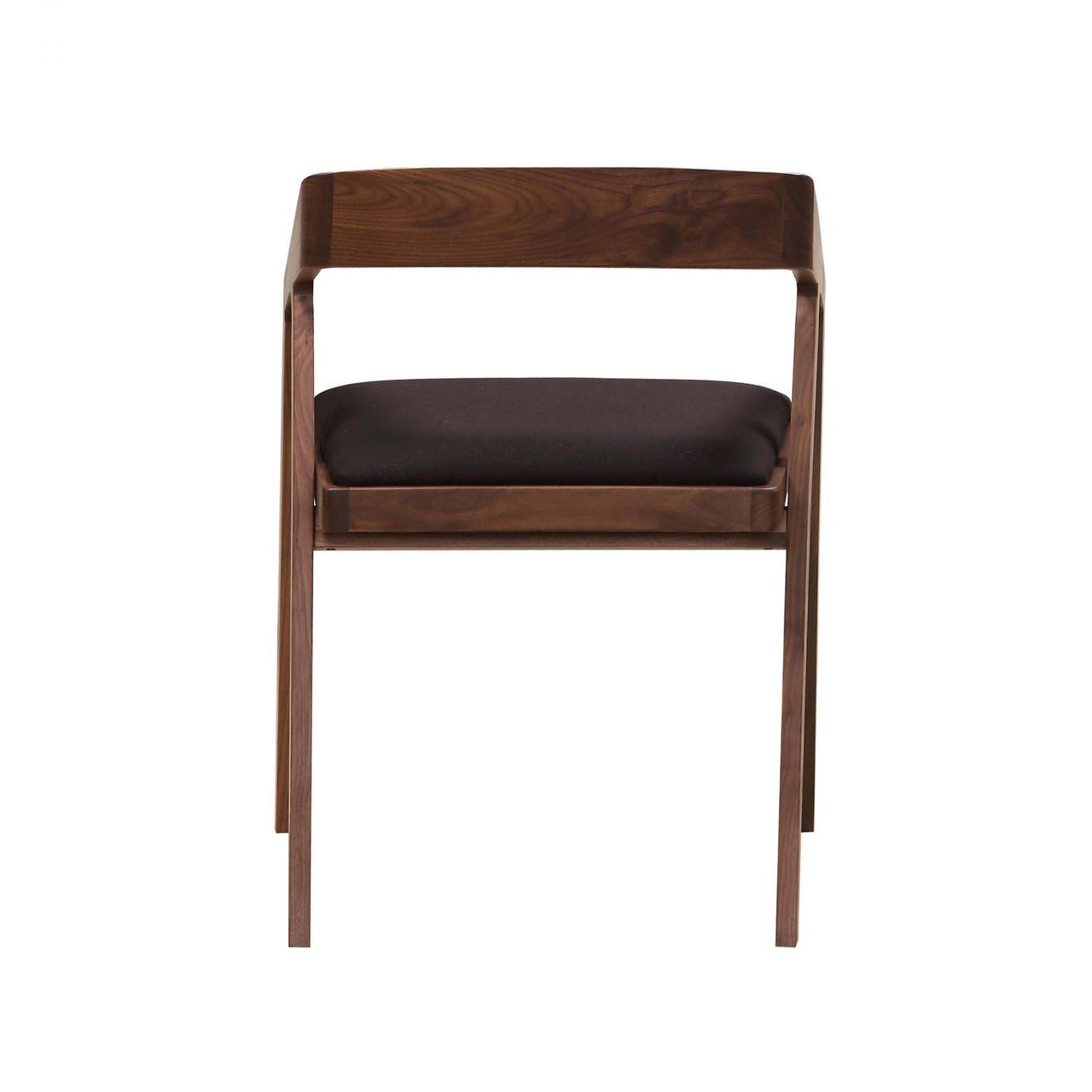 Pedre Arm Chair Black