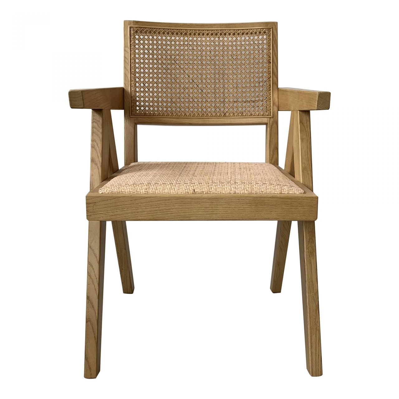 Greer Dining Chair Natural - M2