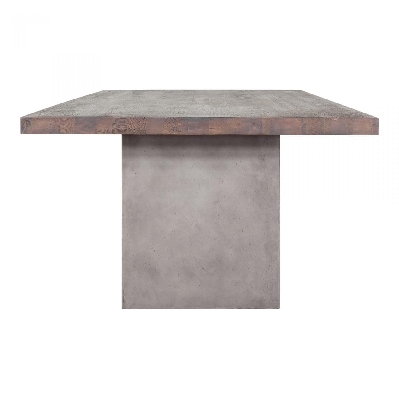 Portel Oak Dining Table