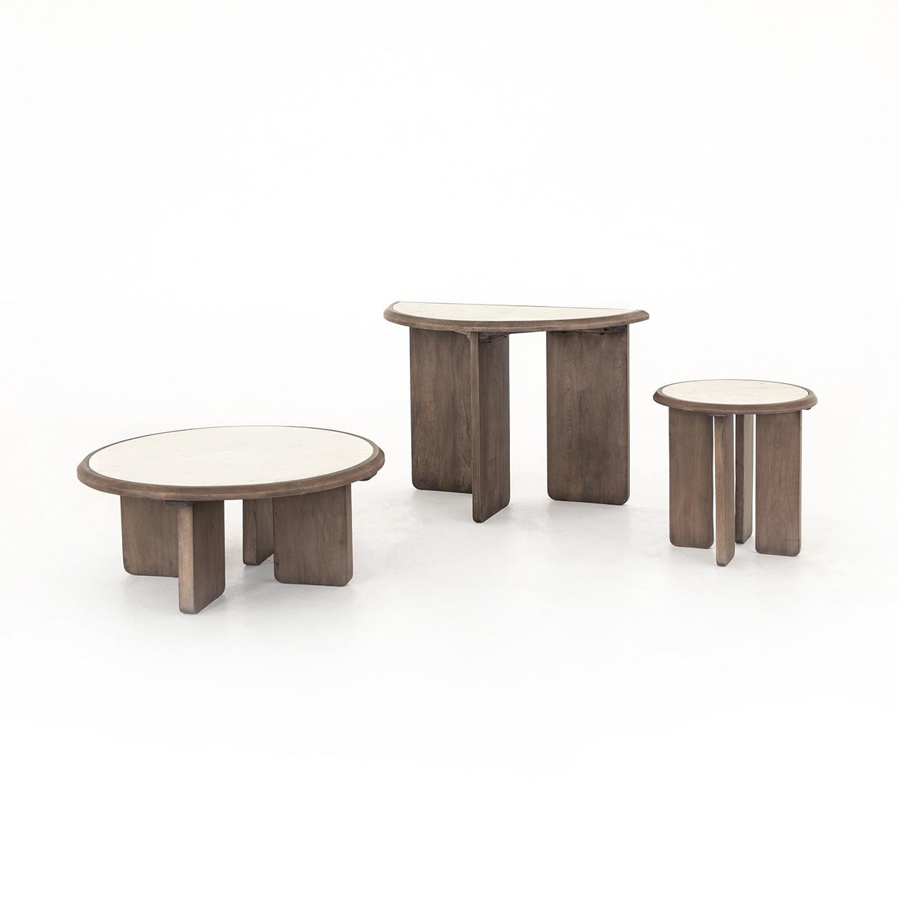 Dila Round Coffee Table