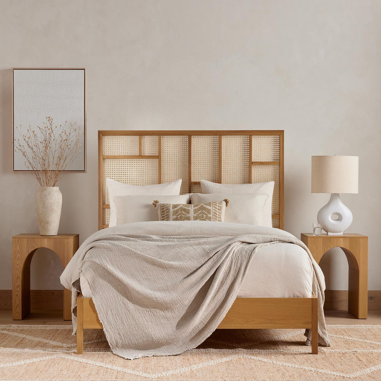 Jenny Cane Bed