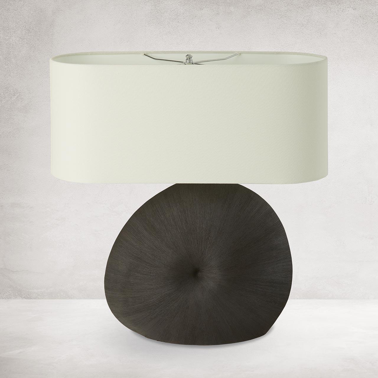 Biles Table Lamp - Matt Black