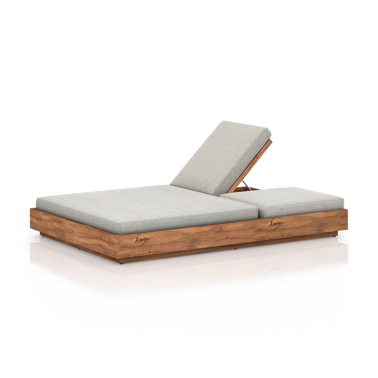 Kelena Outdoor Double Chaise