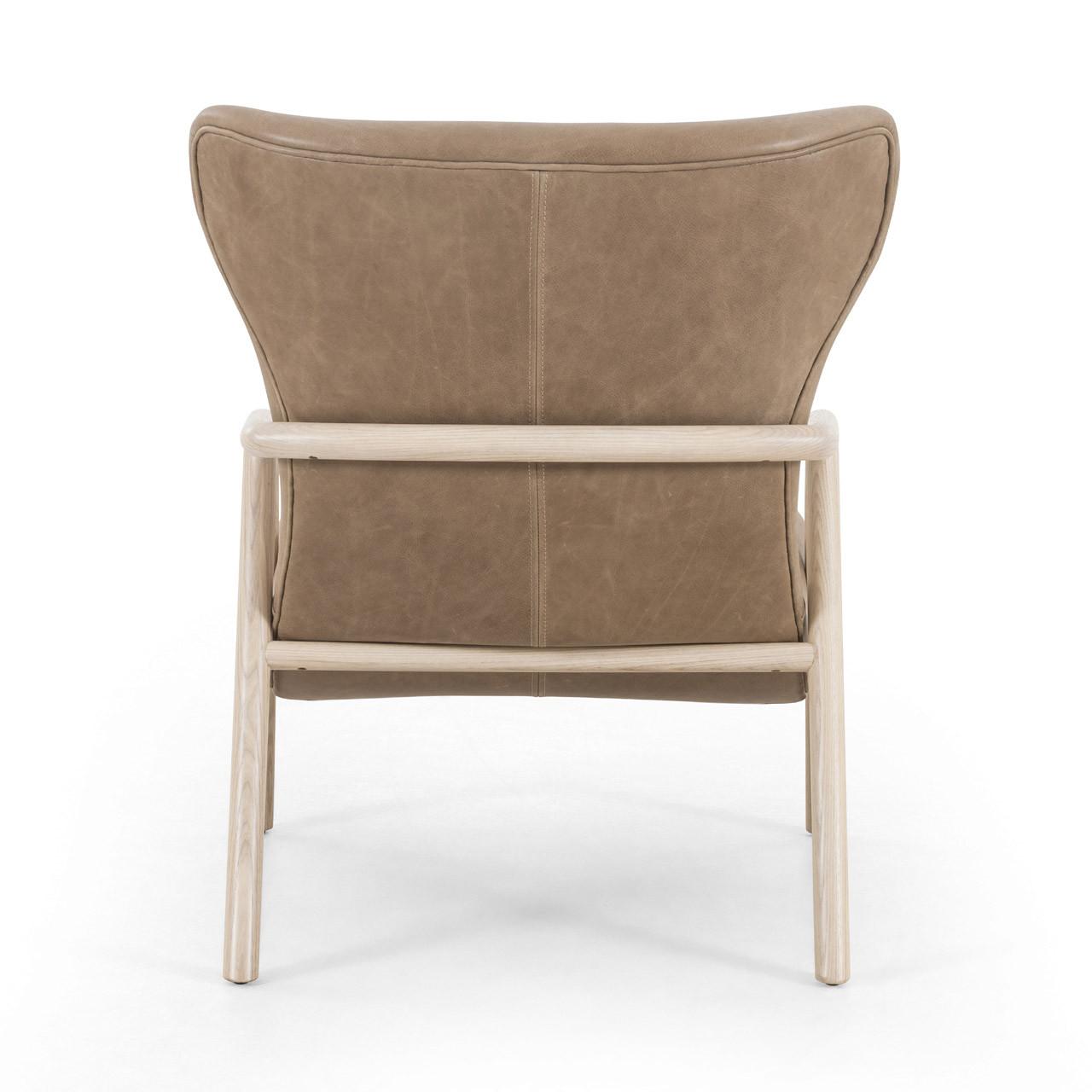 Knoll Lounge Chair - Palermo Drift