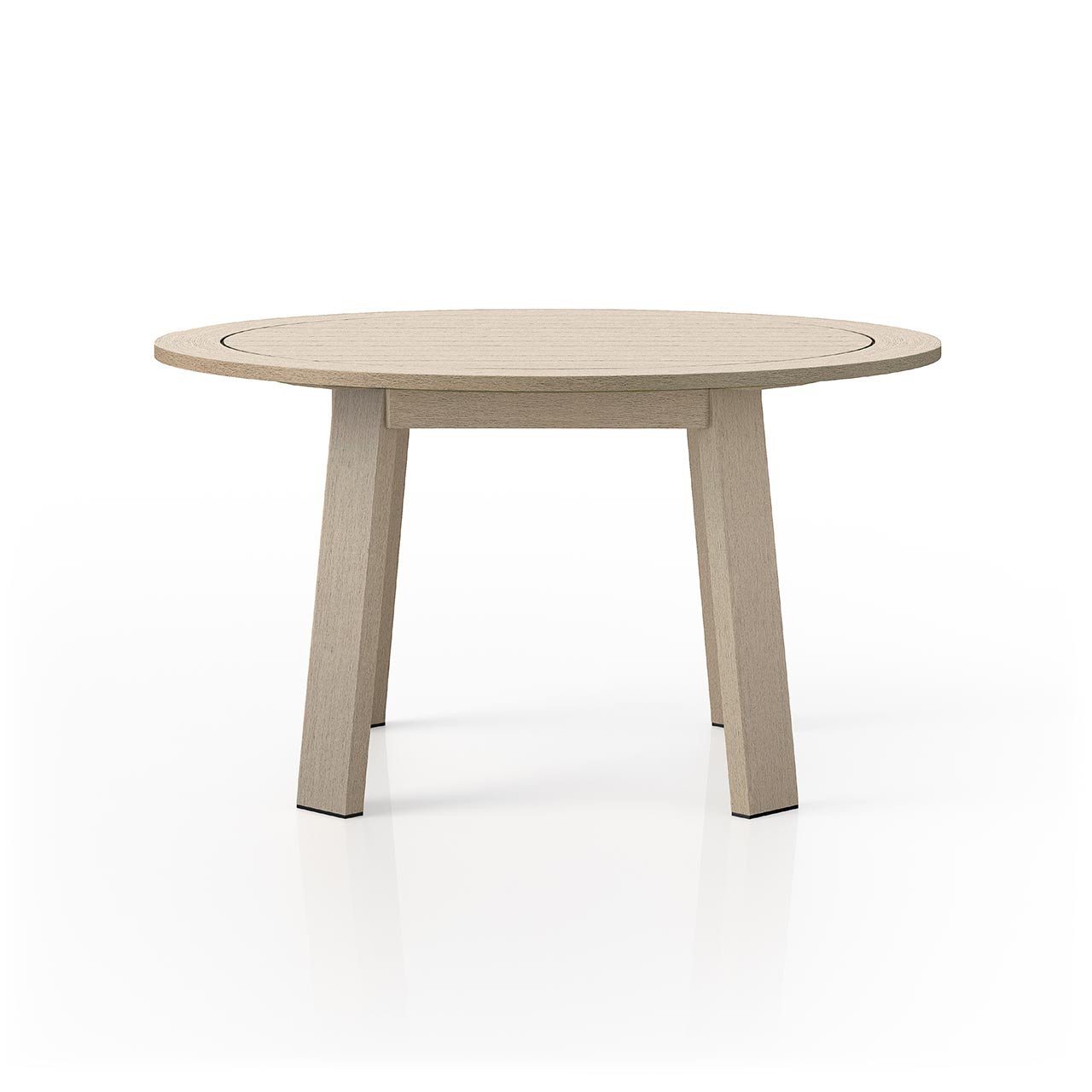Montel Outdoor Round Dining Table