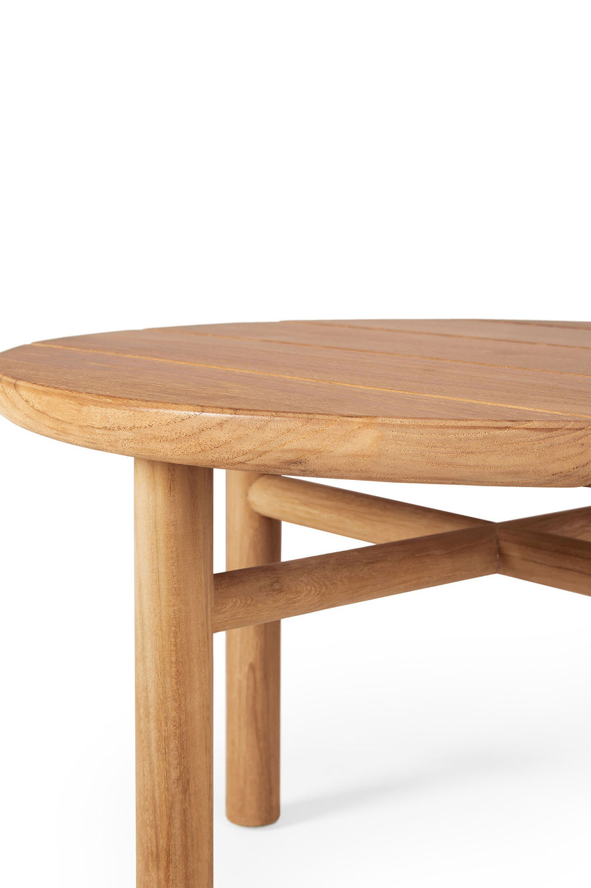 Teak Quatro Outdoor Coffee Table