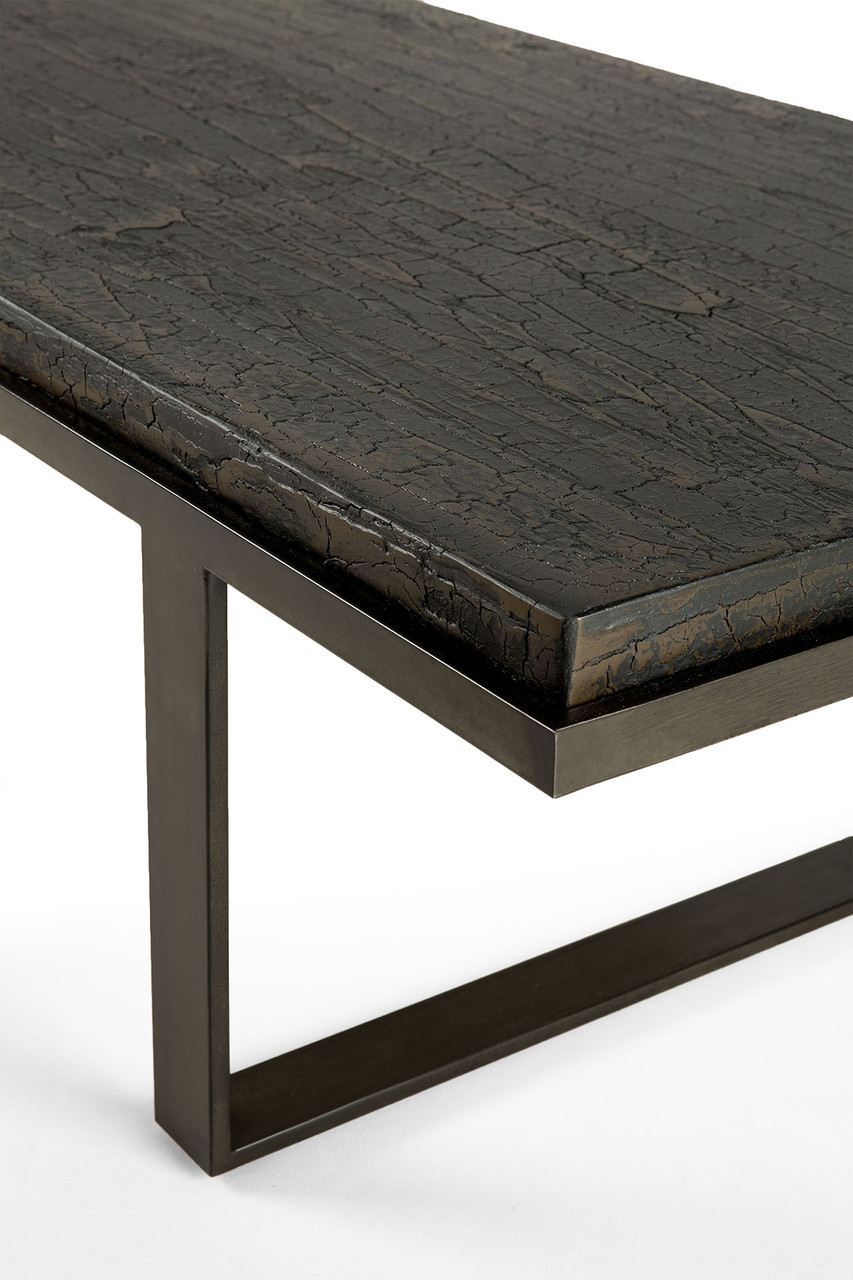 Stability Coffee Table - Umber