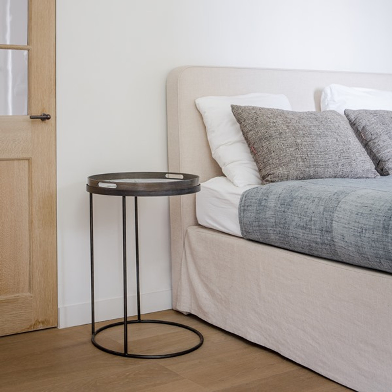 Notre Monde  Round Tray Table Small SKU: TGN-020704