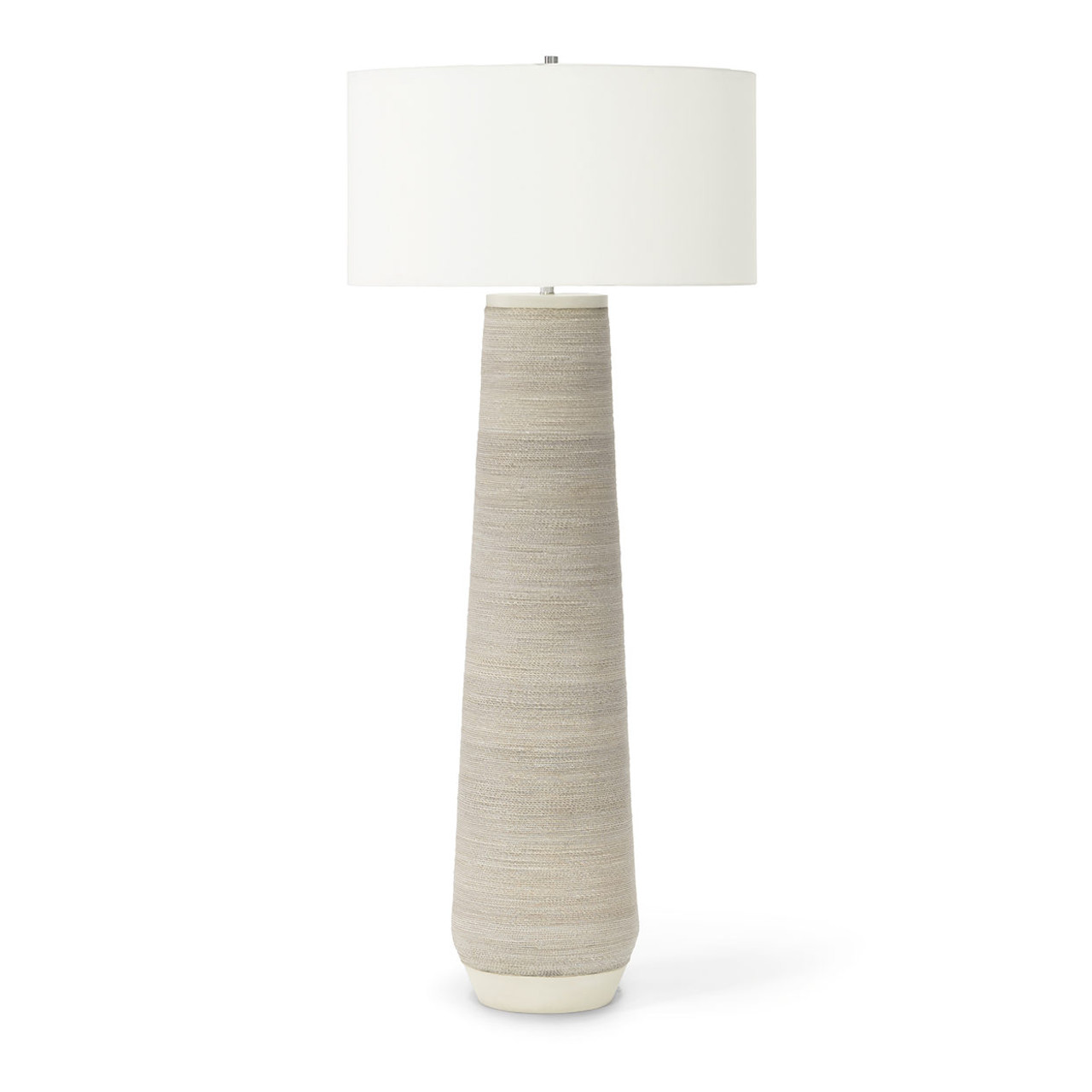 Lunas Rope Floor Lamp