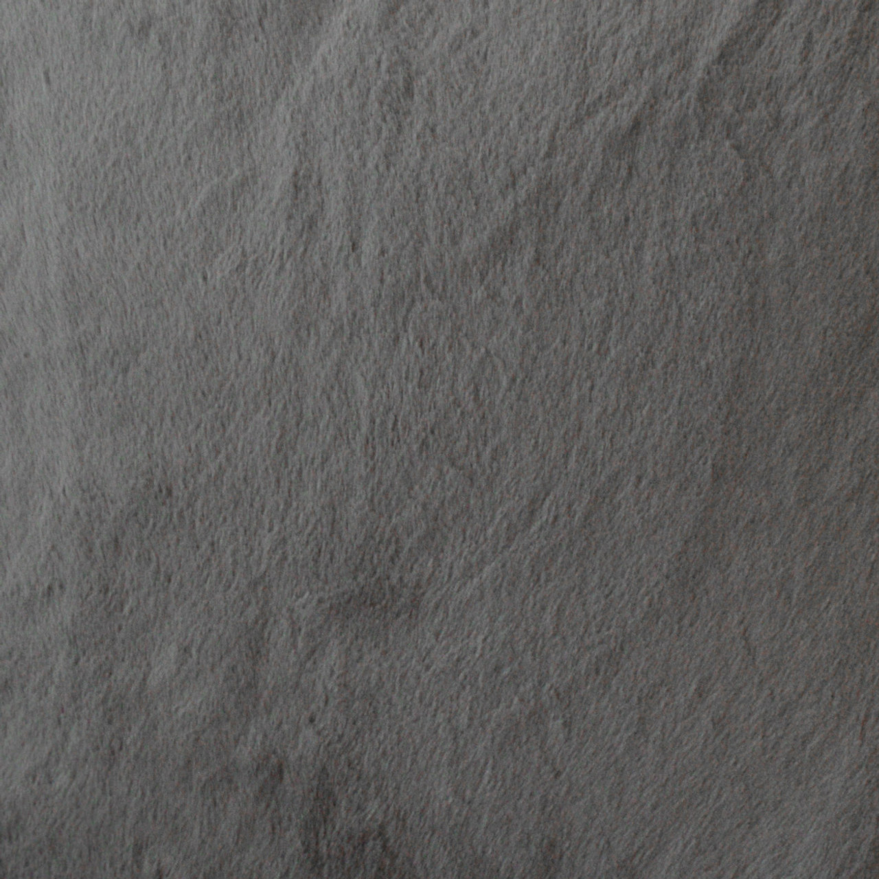 Swan Faux Fur Pillow - White