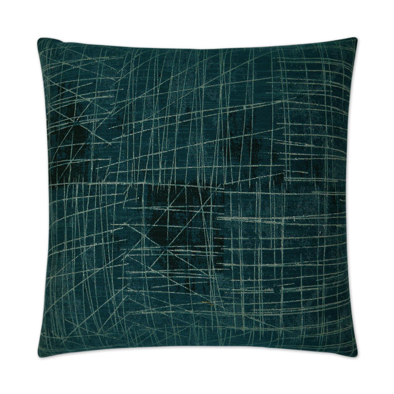 Studio-Peacock Throw Pillow